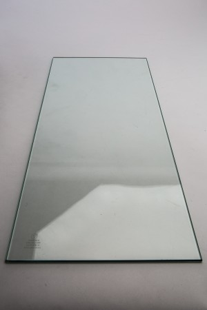 "Assorted Tempered Glass 14""  3"