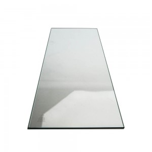"Tempered Glass Shelf 10"" x 36"""