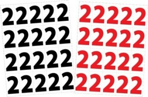 Assorted Magnetic Numbers for Lozier Price Channel 2
