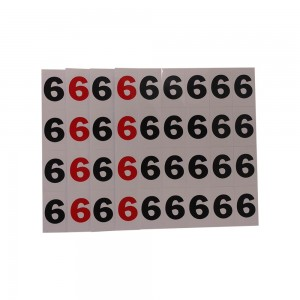 """""""6"""" and """"9"""" Numbers for Lozier Price Channel"""