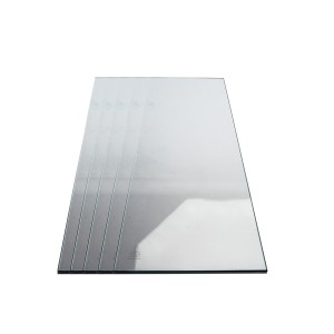 "12""x16"" Tempered Glass Rectangle"
