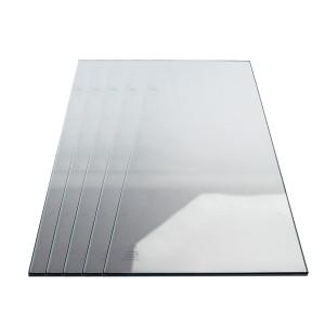 "12"" x 48"" Tempered Glass"