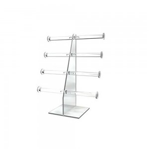4 Tier Acrylic Bracelet Display