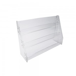 3 Tier Acrylic Counter Top Display