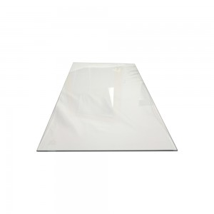 "14""x24"" Tempered Glass Rectangle"