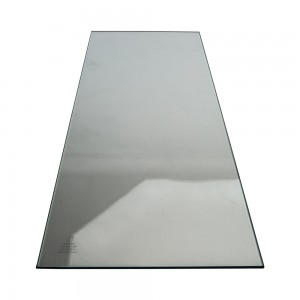 "14""x48"" Tempered Glass Rectangle"
