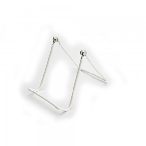 White Wire Easel 7 3/4""