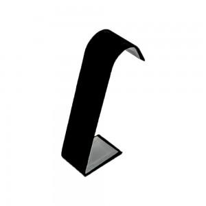 Black Velvet Earring Display For 12 Pairs