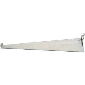 Metal Pegboard Bracket 12""