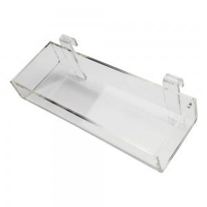 Acrylic Gridwall Tray