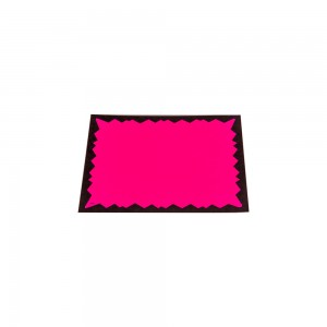 "Fluorescent Paper Cards 2.5"" x 3.5"""