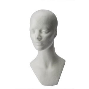 Styrofoam Head Unisex