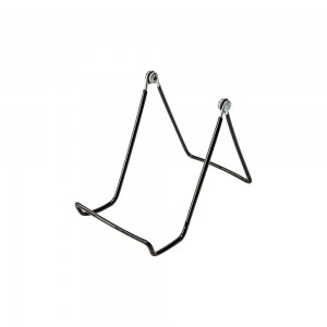 Black Wire Easel 10""