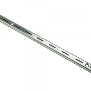 Heavy Duty Metal Single Slotted Standard Universal 7'