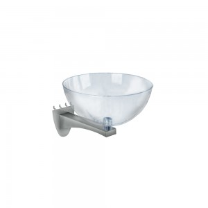 "Slatgrid Bowl Display 14"""