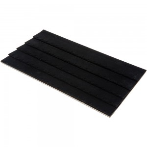 Black Velvet Earring Tray 45 Pairs