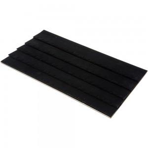 Black Velvet Earring Tray 45 Pairs