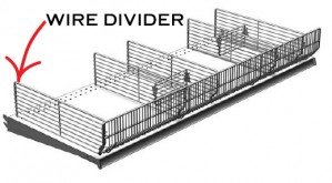 Wire Divider