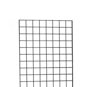 Grid 2' x 4' Black: BLK24