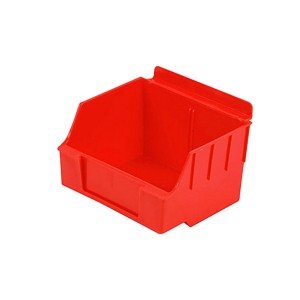 "Slatwall Box 4 1/2"" x 5 1/2"" x 3 1/2"" Big Red: BOX1-RD"