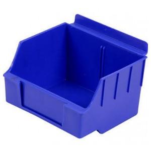"""Slatwall Box 4 1/2"""" x 5 1/2"""" x 3 1/2"""" Big Blue: BOX1-BL"""