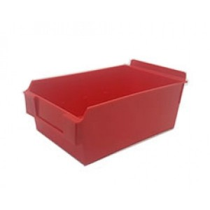 """Plastic Slatwall Bins 8 3/4"""" x 5 1/2"""" x 3 1/2"""" BOX5 - Multiple Color Choices Starting At"""