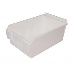 """Slatwall Box 8-3/4"""" x 5-1/2"""" x 3-1/2"""": BOX5-WH"""