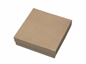 Assorted Cotton Filled Kraft Boxes