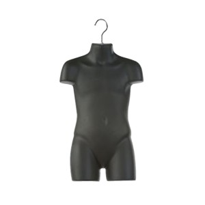 Torso Form Childs Black