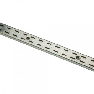 Metal Double Slotted Standard - Several Lengths Available - Starting At
