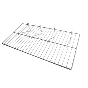 Grid Shelf 12 x 24 Chrome: GWEC-2412