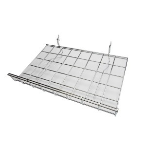 Grid Shelf 15 x 24 Chrome: GWS-93