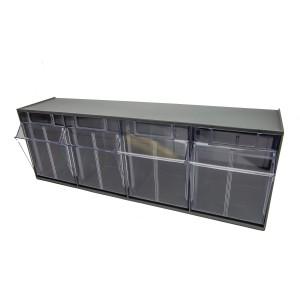 Bin Tilt Storage 4: HSB04TOB
