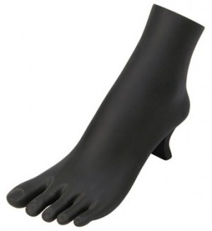 Foot Display Black