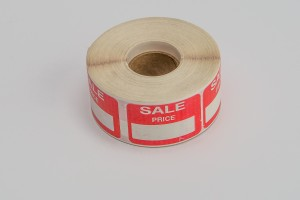 Adhesive Promotional Labels