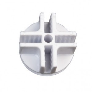 Grid Connector Plastic White