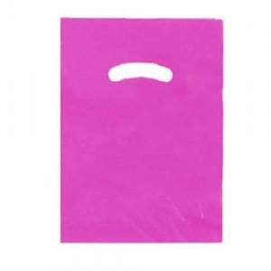"""Bag 9"""" x 12"""" Hot Pink"""