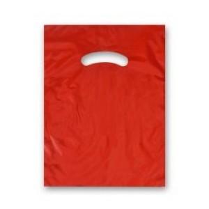 """Bag 15"""" x 18"""" x 4"""" Red"""