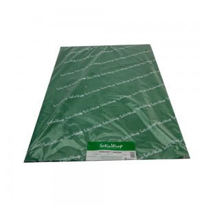 Tissue Paper 480 Sheets Holly Green