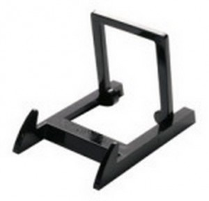 "Mini Easel 2"" x 3 1/4"" x 2 1/4"" Black"