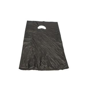 BAGS 12X18X3 BLACK.