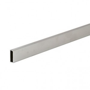 Rectangular Tubing 4'  16 Gauge Chrome Plated 2