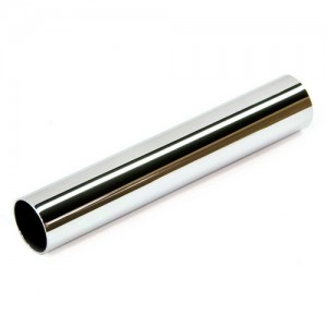 "Heavy Duty  49""L x 10.5""W x 1.5""H Chrome 2"