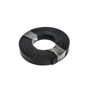 Roll Of Plastic Insert For Slatwall Slats Black