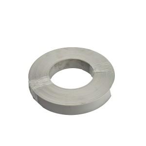 Roll Of Plastic Insert For Slatwall Slats Grey