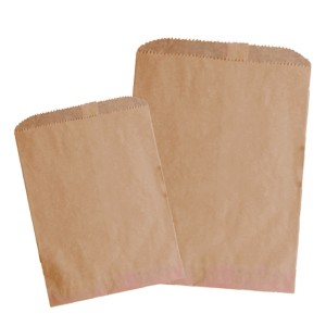 Paper Shopping Bags Natural 1000/Box Several Sizes Available