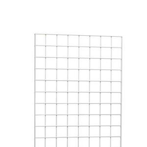 Gridwall 2' x 6' White: WTE26
