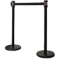 Crowd Control Set of 2 Stanchions