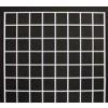 Gridwall 2' x 5' White: WTE25 3