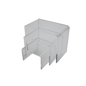 Clear Acrylic Riser Set